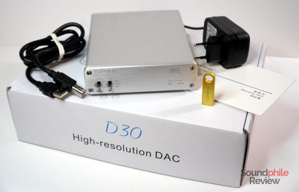 Topping D30 на прослушивании против Lite Dac-AH и других
